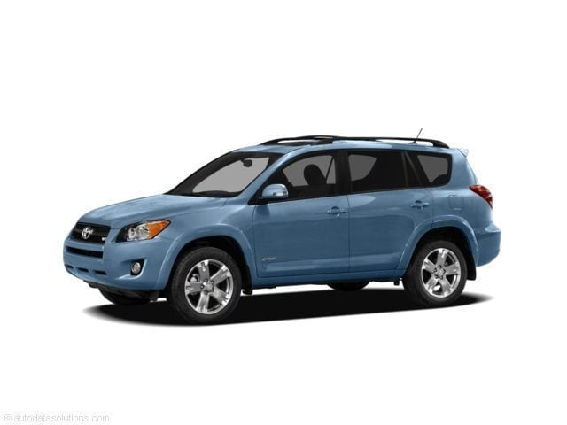 Used 2011 Toyota RAV4 Limited Pacific Blue Metallic For Sale In Concord CA  | Stock:BW053594T