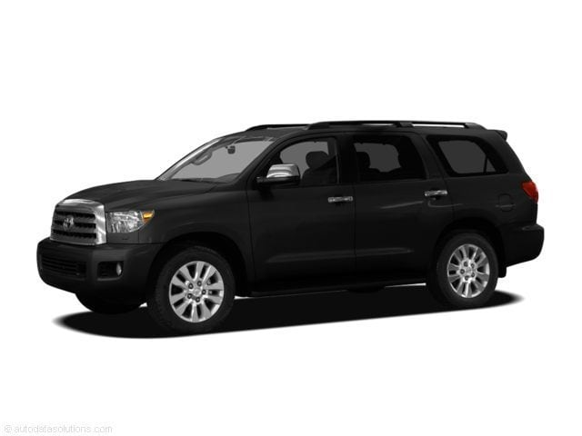 2011 Toyota Sequoia SUV