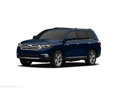 Used 2011 Toyota Highlander Limited SUV K15645A For Sale in Cumming