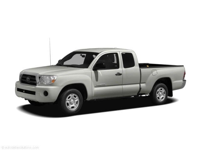 2011 Toyota Tacoma Base Extended Cab Truck