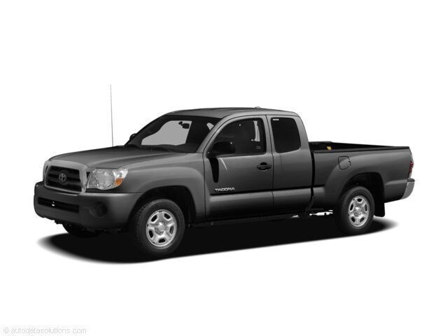Used 2011 Toyota Tacoma For Sale   Westerly RI   VIN