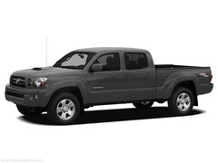 Used 2011 Toyota Tacoma Prerunner 2WD Double V6 AT  Natl Truck Double Cab in Clearwater