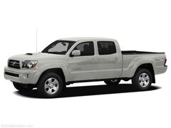 2011 Toyota Tacoma Base Crew Cab Short Bed Truck