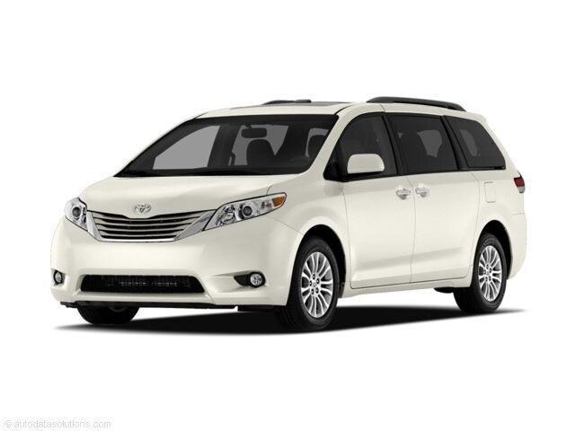 2011 Toyota Sienna Base Van Near Houston