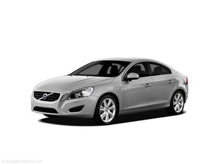 2011 Volvo S60 4dr Sdn w/Moonroof Car
