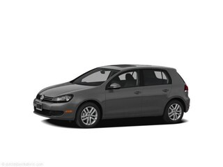 2011 Volkswagen Golf TDI 4-Door Hatchback