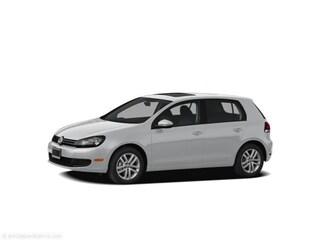 2011 Volkswagen Golf TDI 4-Door Hatchback