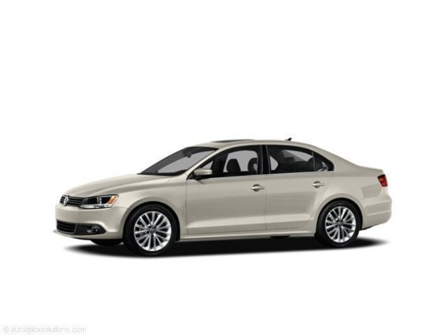 New 2011 Volkswagen Jetta SEL Sedan 3VWGX7AJ2BM329077 V6323A in Bloomington IN