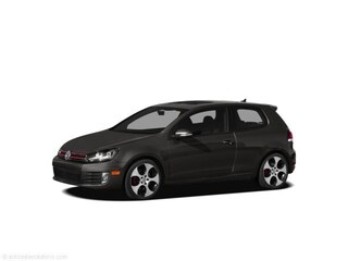2011 Volkswagen GTI Base Hatchback