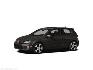 2011 Volkswagen GTI 2-Door w/Sunroof/Nav/PZEV Hatchback
