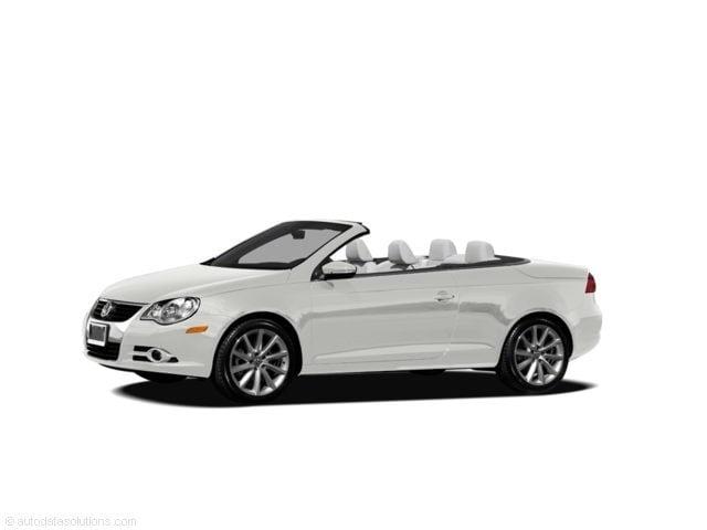 2011 Volkswagen Eos Convertible