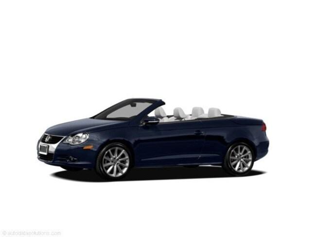 2011 Volkswagen Eos Lux Convertible