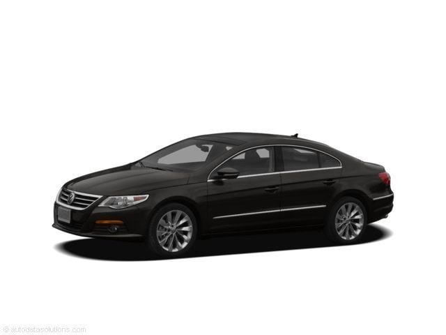 2011 Volkswagen CC Sport with 6 Month or 7,500 Mile Sedan