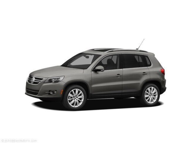 New 2011 Volkswagen Tiguan SUV WVGBV7AX0BW521097 P9044 in Bloomington IN