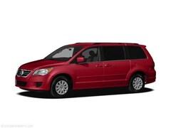 2011 Volkswagen Routan SEL w/Navigation Van
