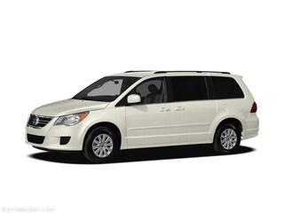 2011 Volkswagen Routan 4dr Wgn SEL Premium Van