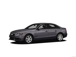 2012 Audi A4 2.0T Premium 4dr Car