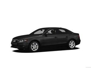 2012 Audi A4 2.0T Premium (Tiptronic)