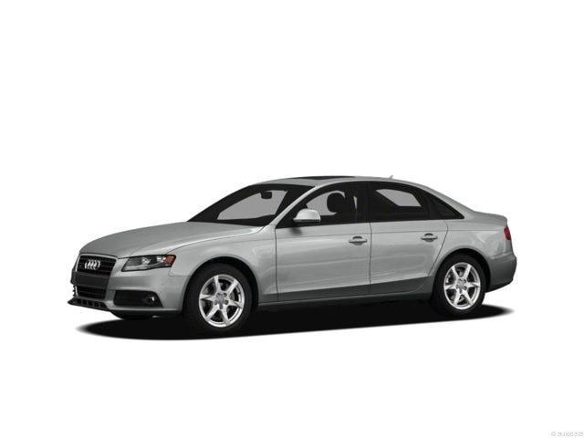 2012 Audi A4 2.0T Premium Sedan