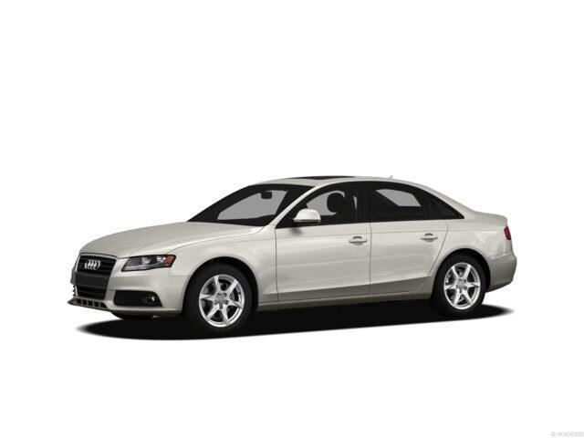 2012 Audi A4 2.0T Quattro Premium Sedan