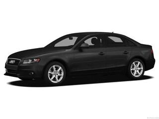 Used 2012 Audi A4 2.0T Premium Sedan Johnston, IA