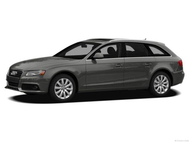 2012 Audi A4 2.0T Premium Plus Wagon
