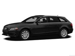 2012 Audi A4 2.0T Avant