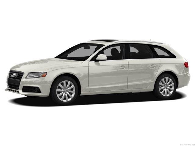 2012 Audi A4 2.0T Avant Premium Wagon