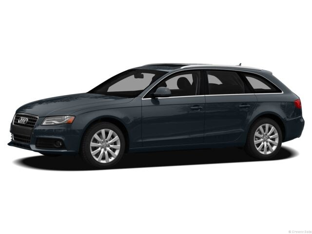 Used 2012 Audi A4 2.0T Avant for sale in San Rafael, CA at Audi Marin