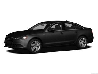 2012 Audi A6 3.0 Sedan