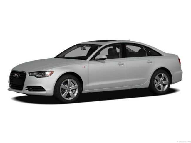 Used vehicle 2012 Audi A6 3.0 Premium Plus Sedan for sale near you in Stafford, VA