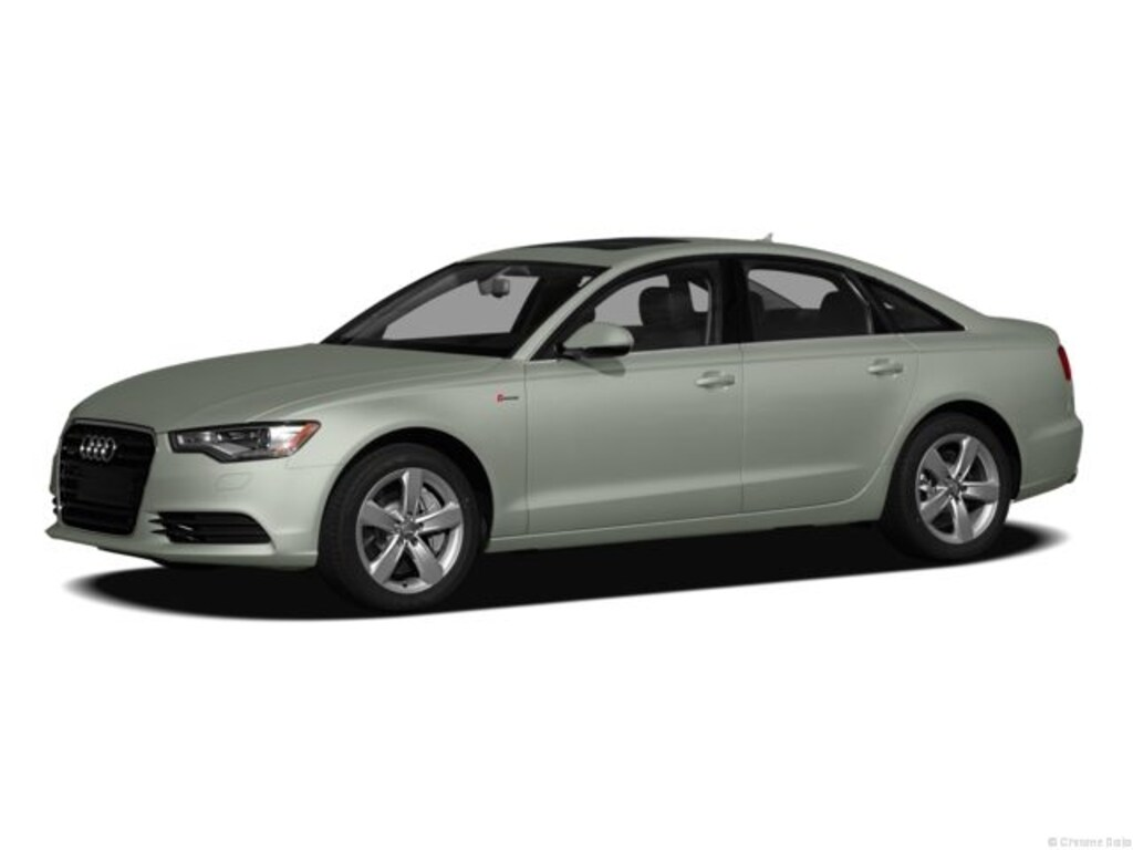 Used 2012 Audi A6 For Sale In Anchorage Vin