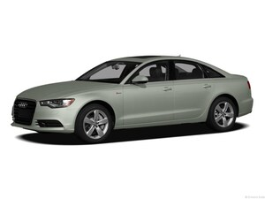 2012 Audi A6 3.0 Prestige
