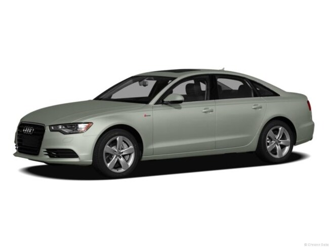Used 2012 Audi A6 For Sale Sylvania Oh