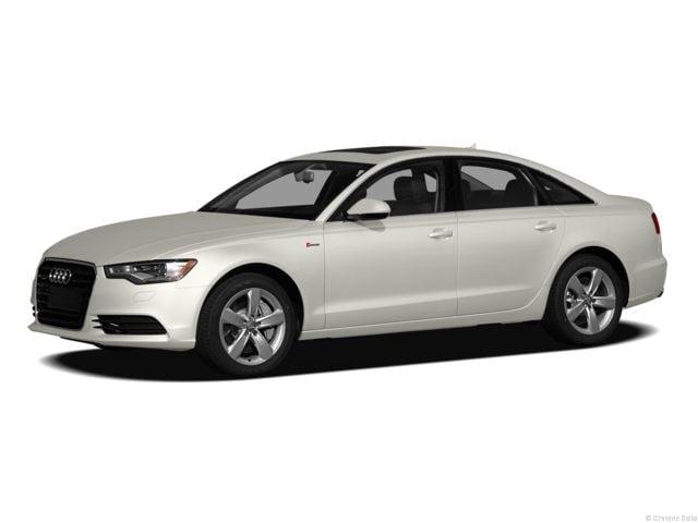 Used 2012 Audi A6 3.0 Premium Plus for sale in Lubbock