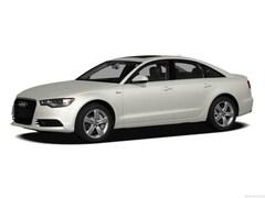 2012 Audi A6 3.0 Quattro Premium Sedan