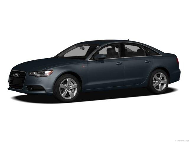 2012 Audi A6 3.0 Premium Sedan