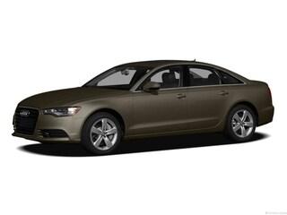 2012 Audi A6 3.0 Premium Plus Sedan