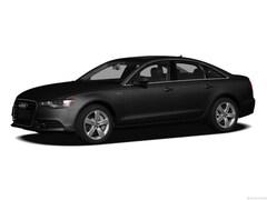 2012 Audi A6 2.0T Premium Plus Sedan