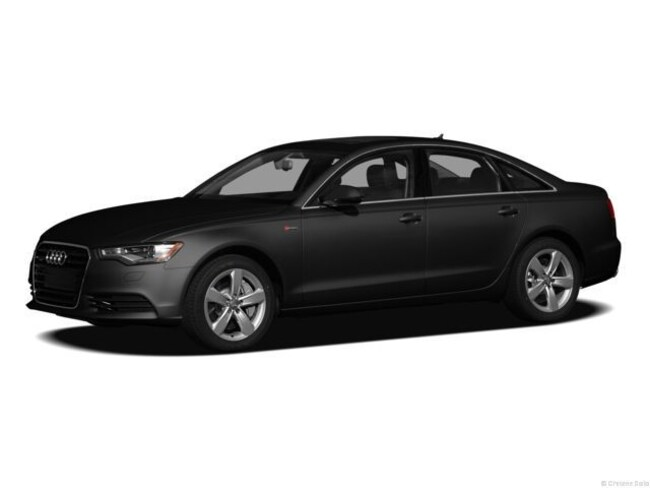 2012 Audi A6 2.0T Premium Plus (Multitronic) Sedan