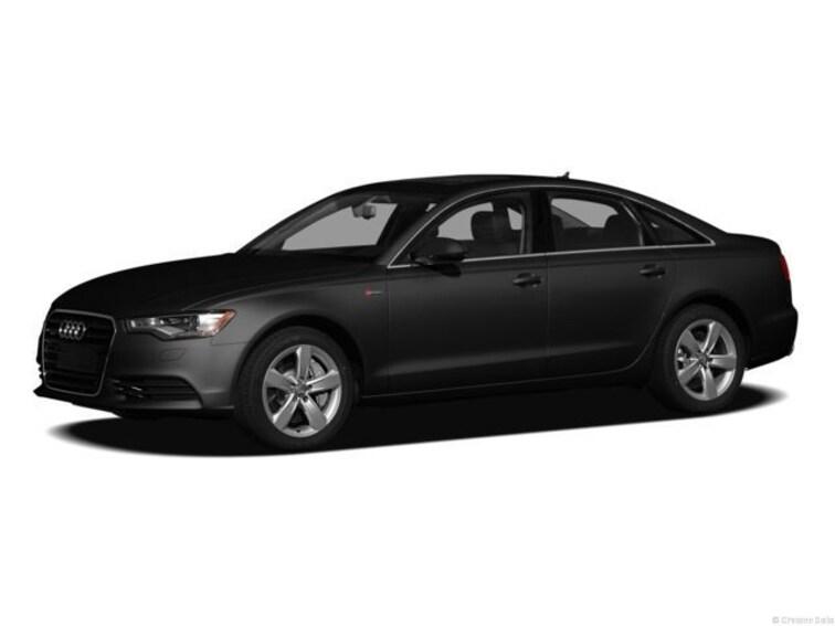 Used 2012 Audi A6 2.0T Premium Plus Fronttrak Sedan 54884 For Sale in Turnersville NJ