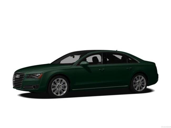 2012 Audi A8 L 4.2 Sedan