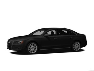 2012 Audi A8 4dr Sdn 4dr Car