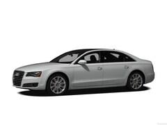 2012 Audi A8 L 4.2 FSI (Tiptronic) Sedan