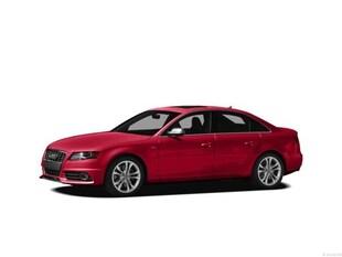 2012 Audi S4 3.0 Sedan