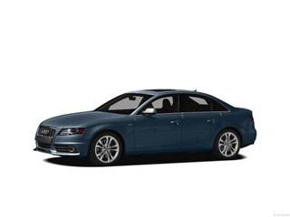 2012 Audi S4 Premium Plus Sedan