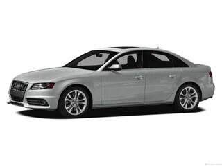 2012 Audi S4 3.0 Premium Plus Sedan