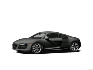 2012 Audi R8 5.2 Coupe