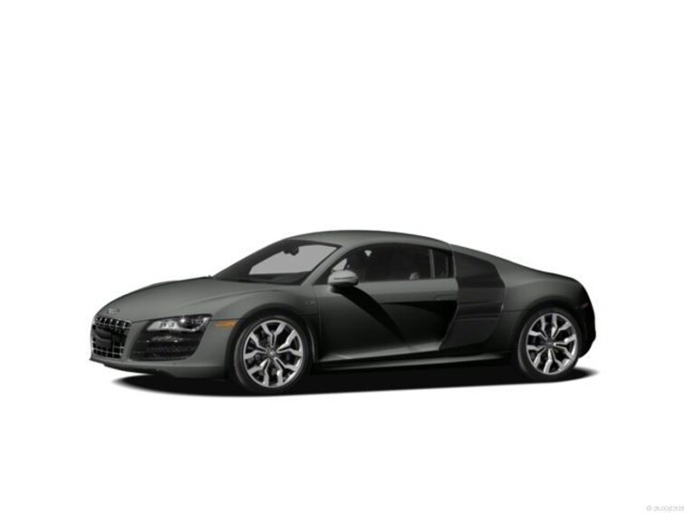 Used 2012 Audi R8 5.2 Coupe for sale in New Bern, NC at Riverside Subaru