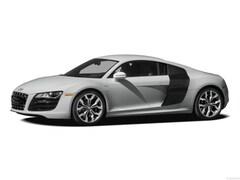 2012 Audi R8 5.2 Coupe